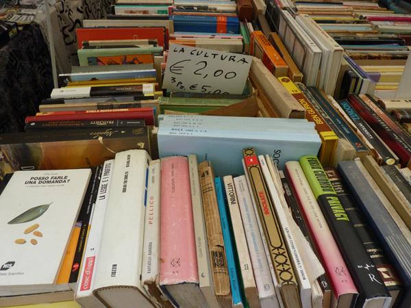 mercato libri usati roma