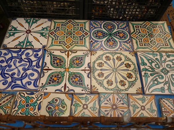 Dettaglio piastrella marocchina piastrelle marocchine vadeburg